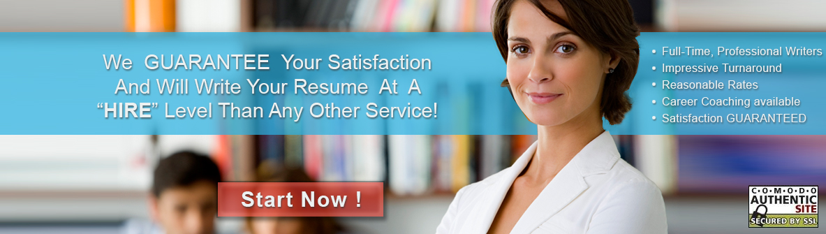 Resume Writing Services - Guaranteed
