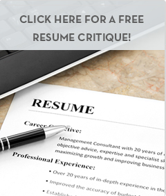 Custom resume writing tips for experienced professionals
